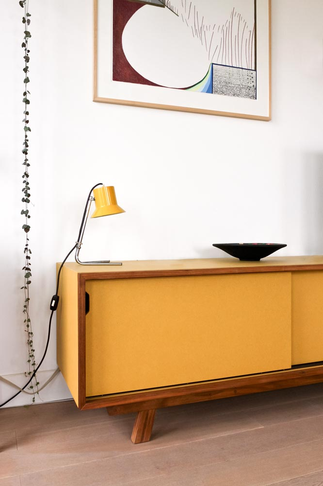 Dressoir modern retro