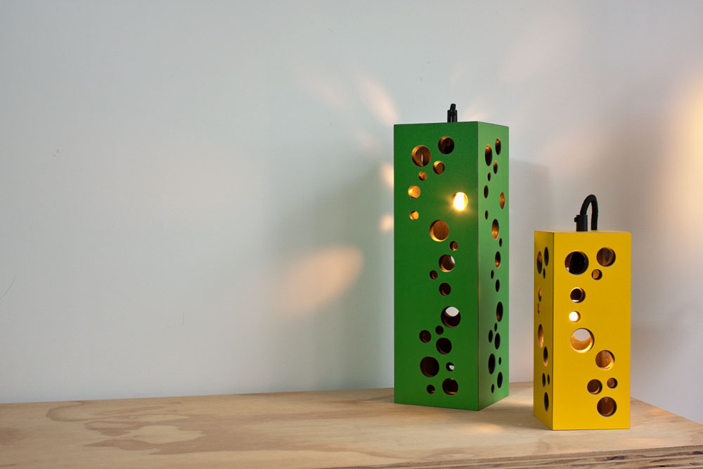 Proper collectie Orion lamp