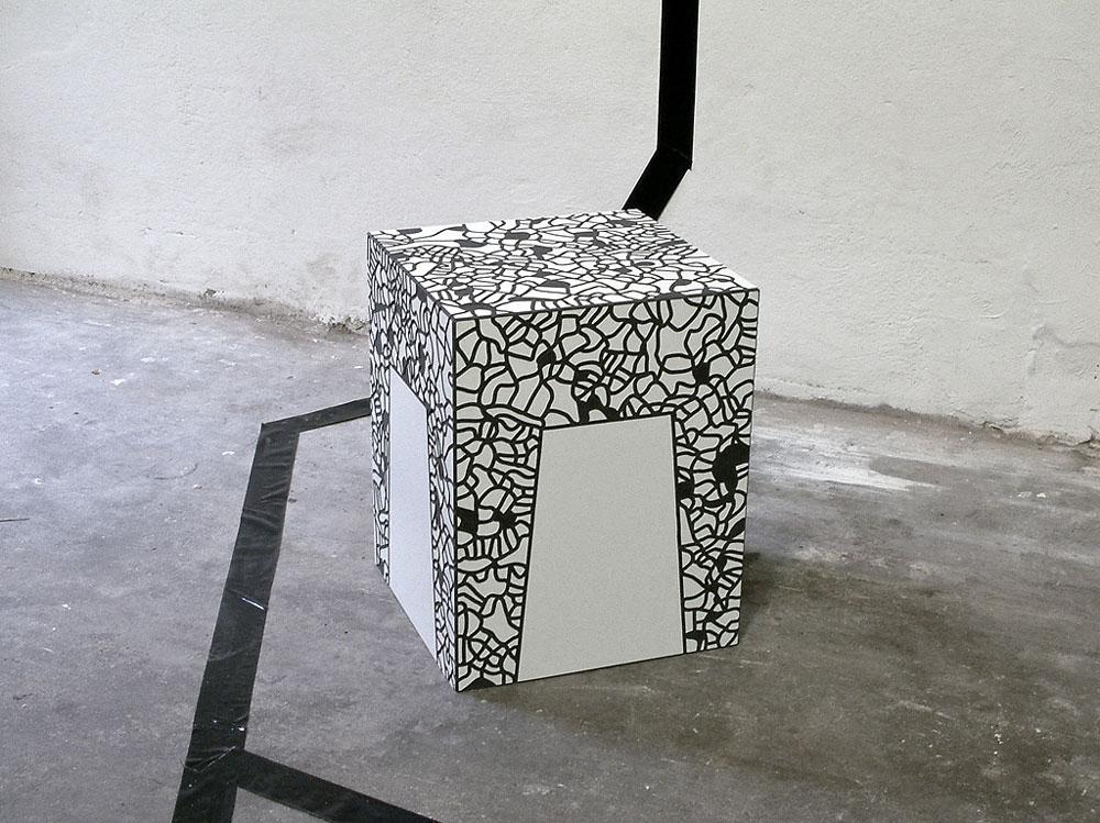 Tafeltje, Proper collectie Black & White